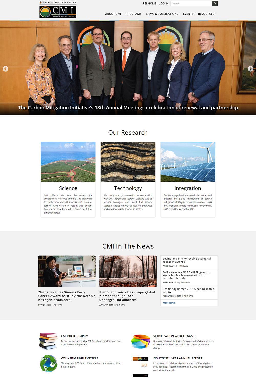 Carbon Mitigation Initiative